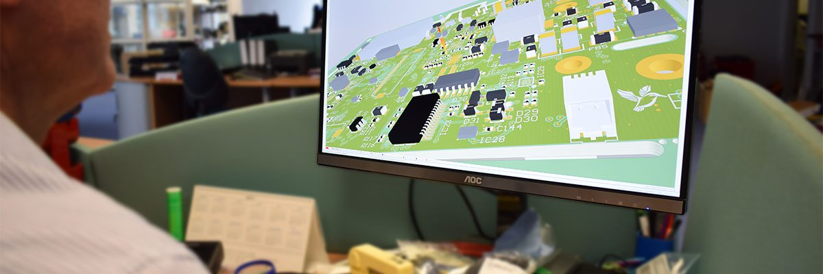 Board designer using circuit board design software