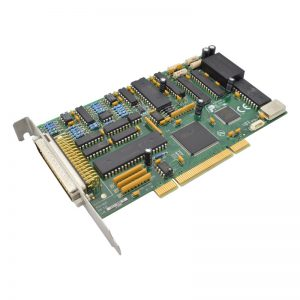 45-degree view of PCI-ADC