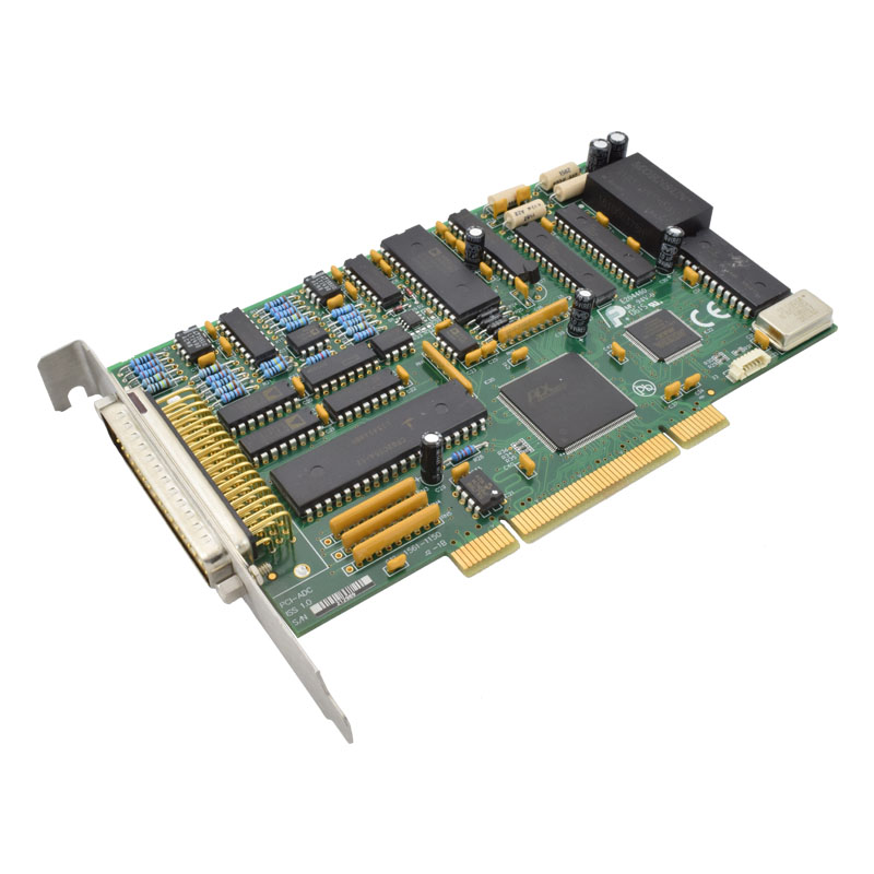 Pci Adc Data Acquisition Board Blue Chip Technology