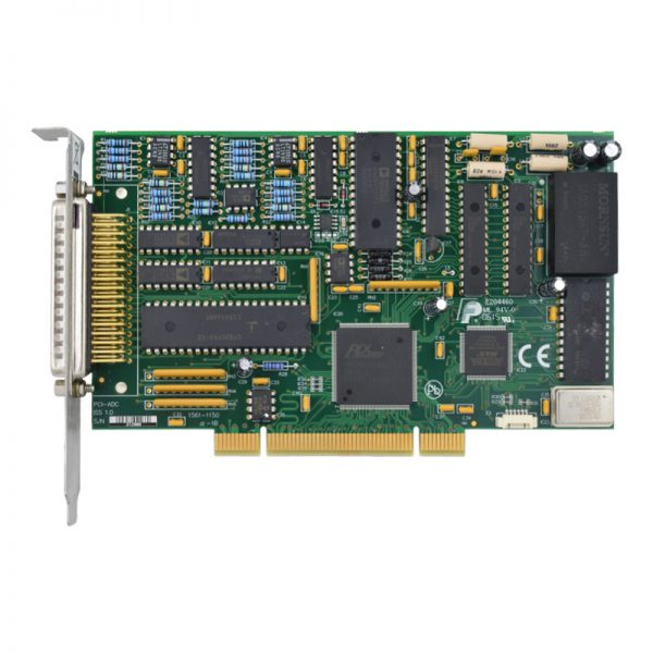 Top view of PCI-ADC