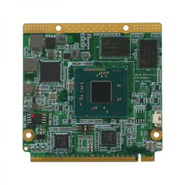 Top view of AQ7 BT module